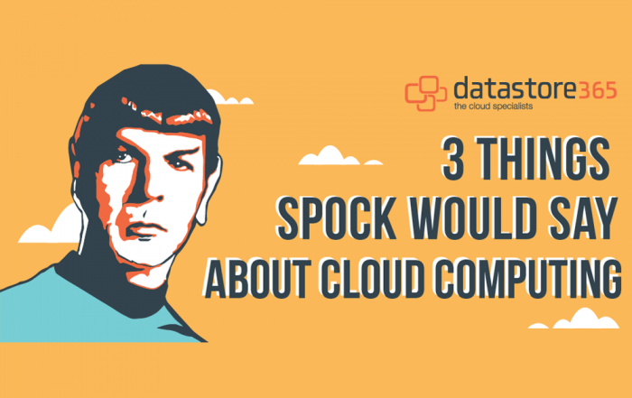 3 Things Spock Would Say About Cloud Computing