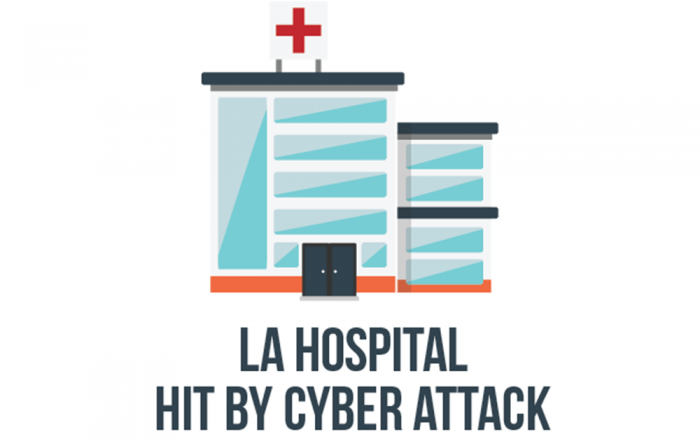 Cyber Attack Hits Hospital Hackers Demand 3.4m Ransom
