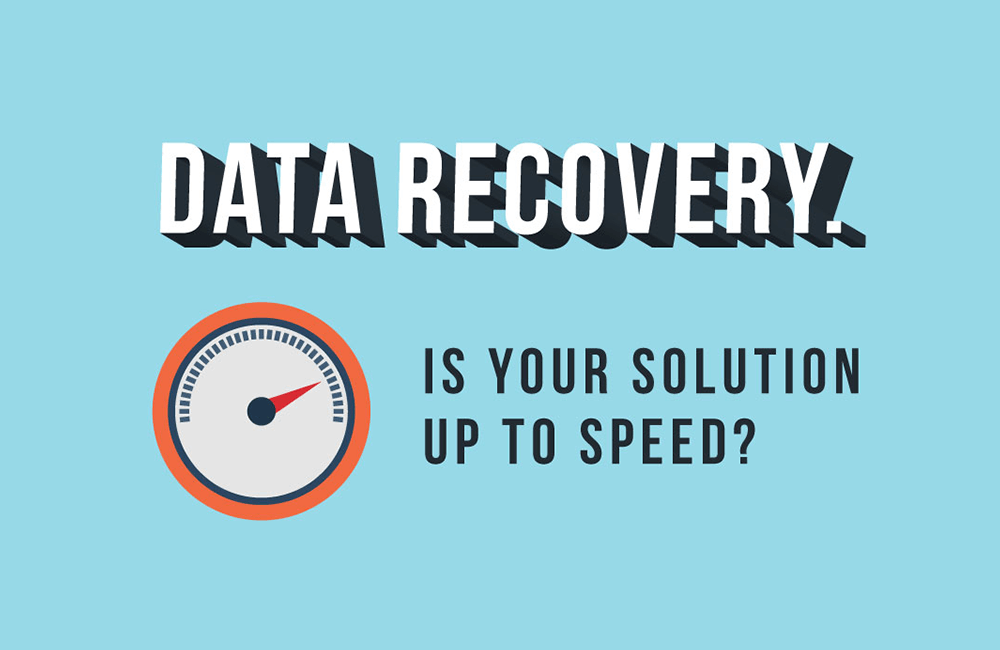 Data Recovery Where the rubber meets the road