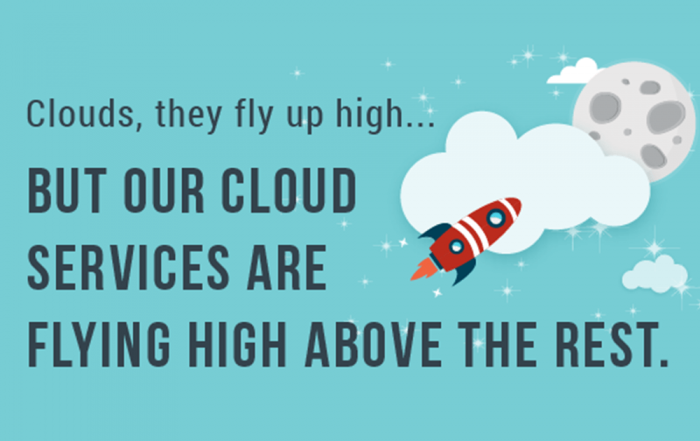 Discover cloud services that are flying high above the rest