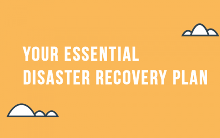 Essential steps to include in your disaster recovery plan
