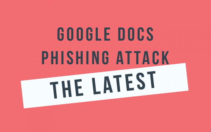 Google Docs phishing attack Google tightens security