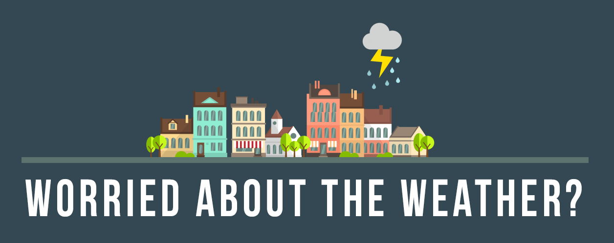 How our disaster recovery services DRaaS can cure your weather worries 1