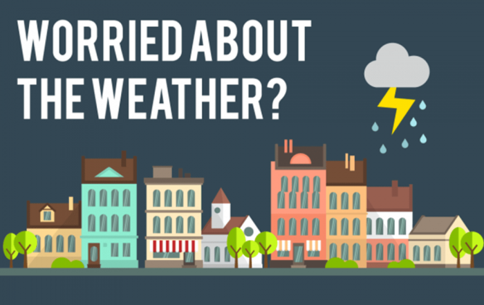 How our disaster recovery services DRaaS can cure your weather worries