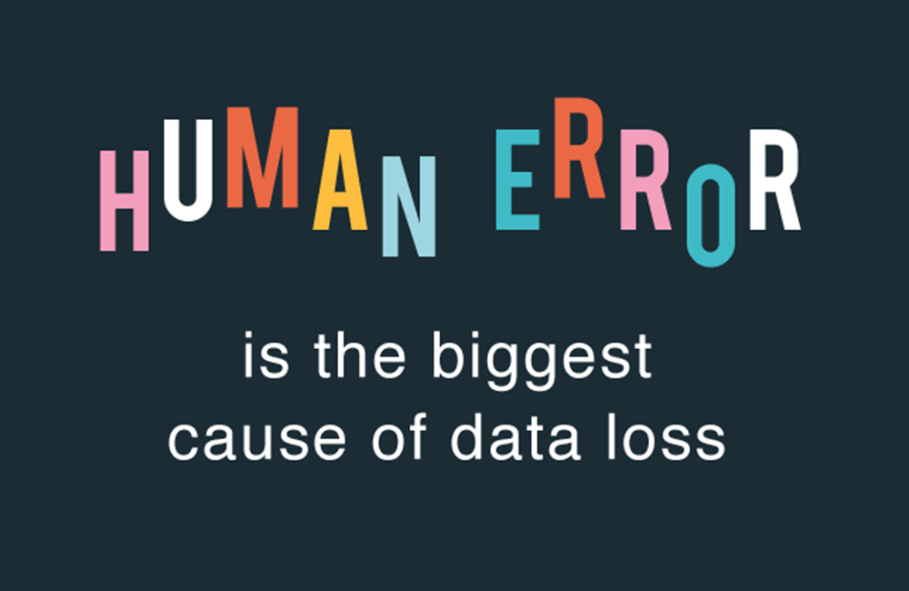 Human Error is the Biggest Cause of Data Loss in Office 365