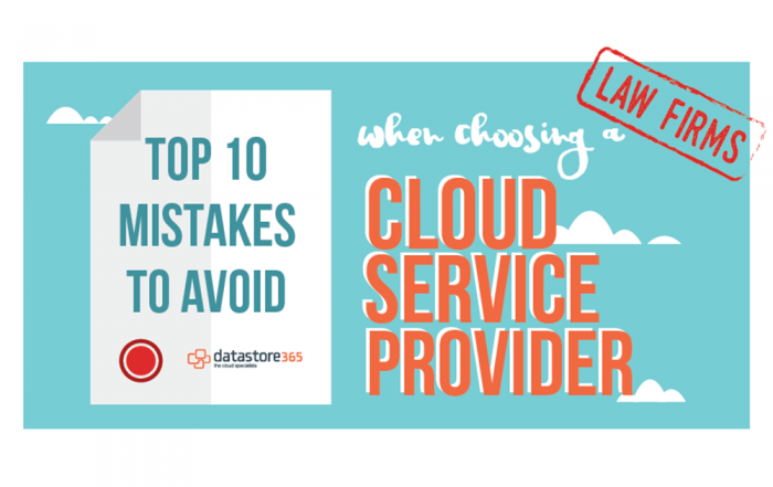 Law Firms The Most Common Mistakes to Avoid When Choosing a Cloud Provider