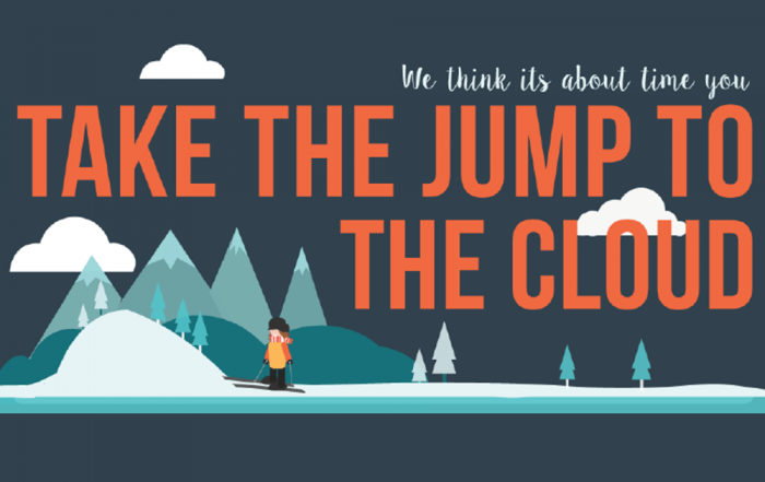 Take the Jump to the Cloud