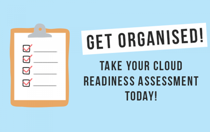 Take your Cloud Readiness Assessment today