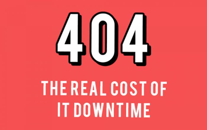 The Real Cost of IT Downtime