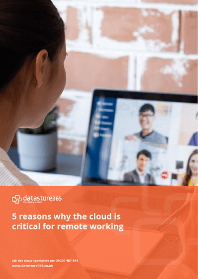 5 Reasons Why The Cloud Is Critical For Remote Working