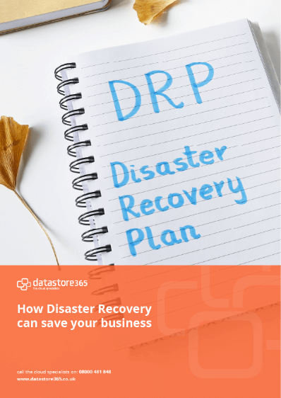 How Disaster Recovery Can Save Your Business